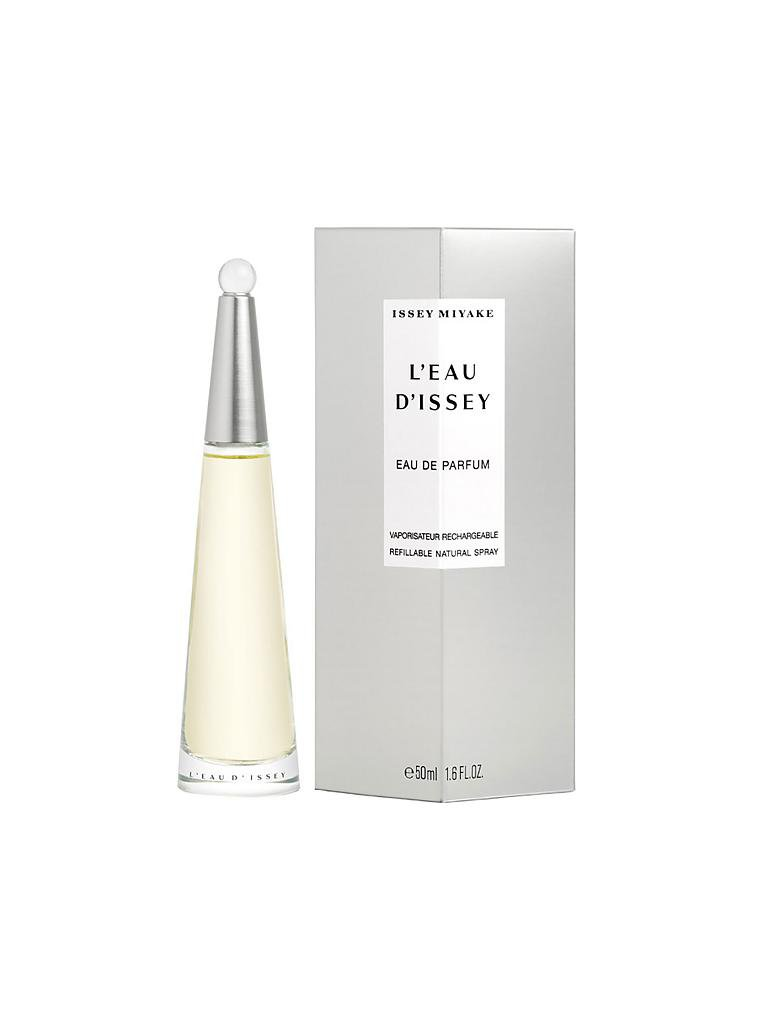 ISSEY MIYAKE | L'Eau d'Issey Eau de Parfum Refillable Spray 50ml | transparent