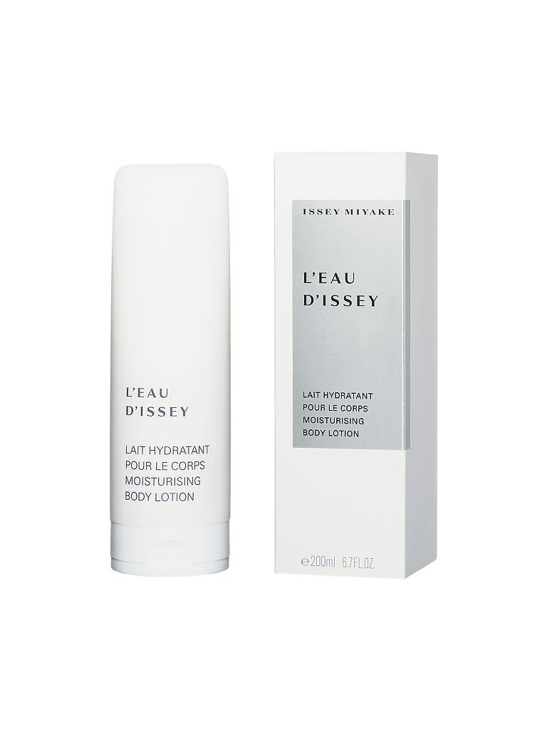 ISSEY MIYAKE | L'Eau d'Issey Moisturizing Body Lotion  200ml | transparent