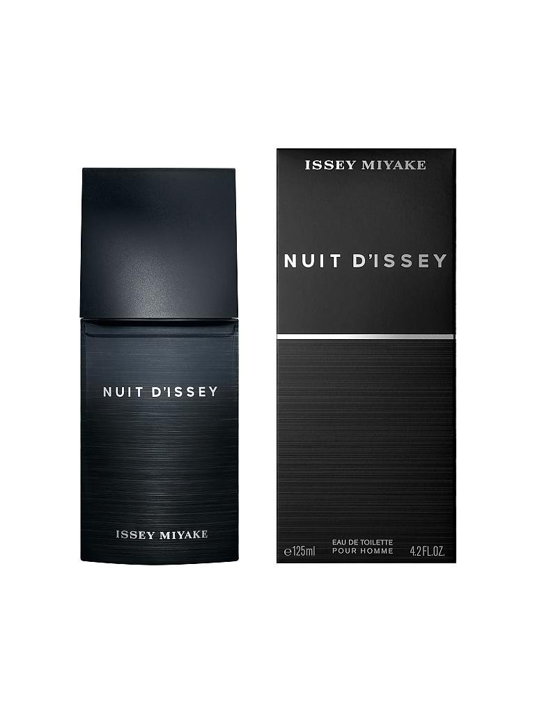 ISSEY MIYAKE | Nuit d'Issey Eau de Toilette Spray 125 ml | transparent