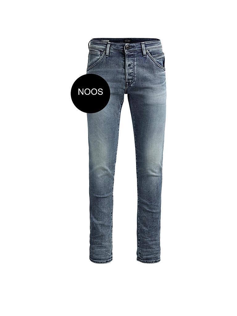jack jones jeans slim fit glenn fox blau w28 l32. Black Bedroom Furniture Sets. Home Design Ideas