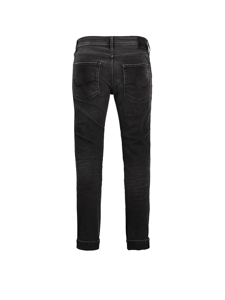 jack jones jeans slim fit schwarz w28 l32. Black Bedroom Furniture Sets. Home Design Ideas