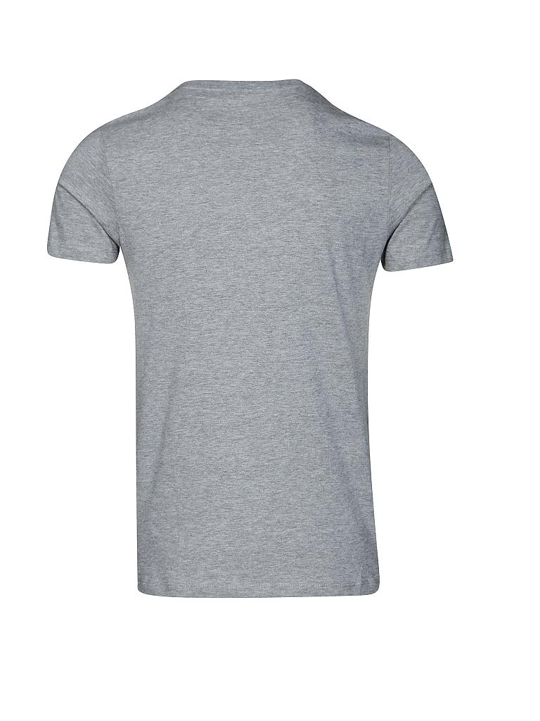 JACK & JONES | T-Shirt | grau