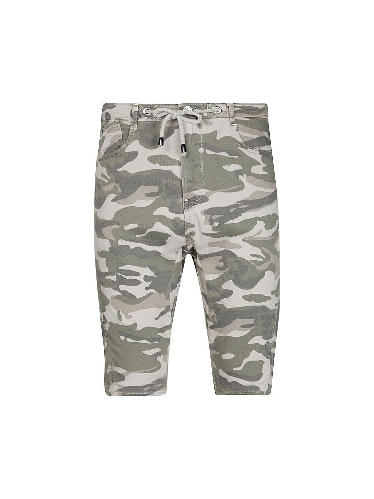 JAPAN RAGS | Jogg-Short | braun