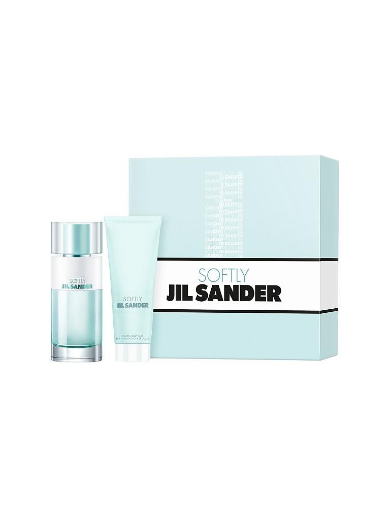 JIL SANDER | Geschenkset - Jil Sander Softley Eau de Toilette Spray 80ml/75ml | transparent