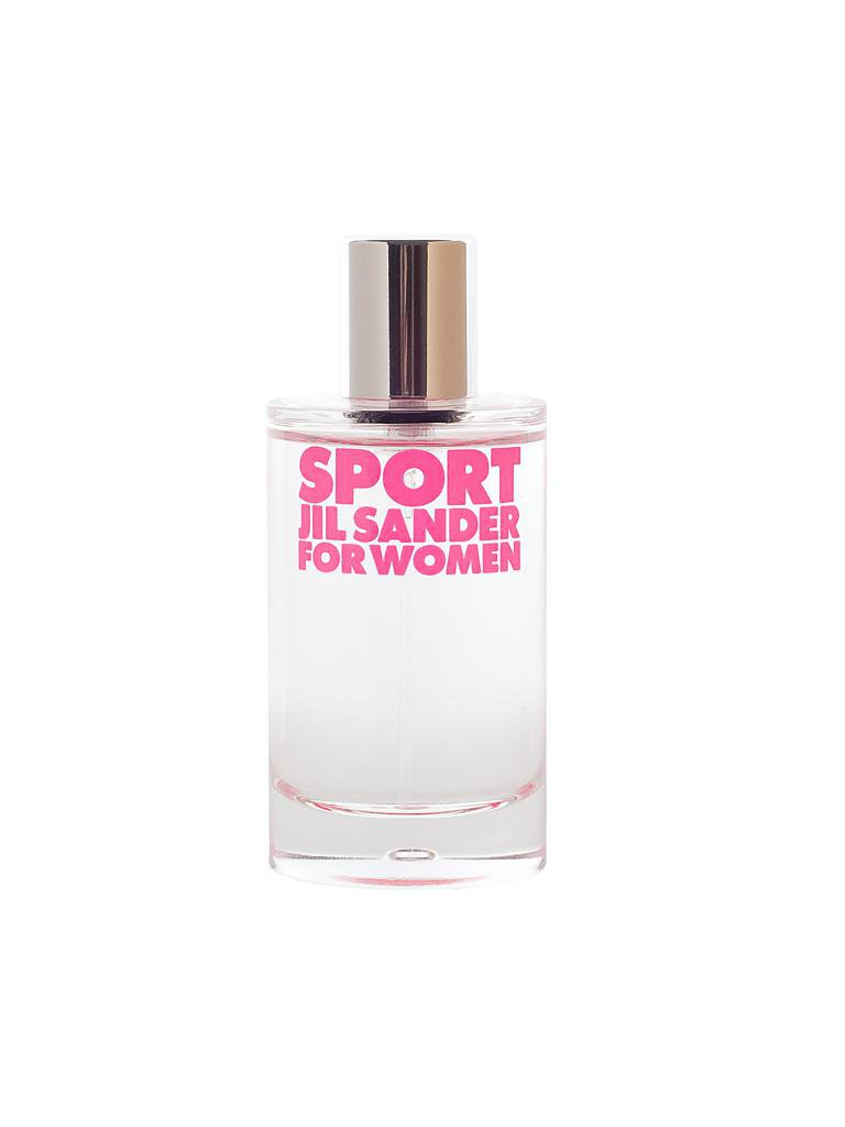 JIL SANDER | Sport Woman Eau de Toilette Natural Spray 50ml | transparent