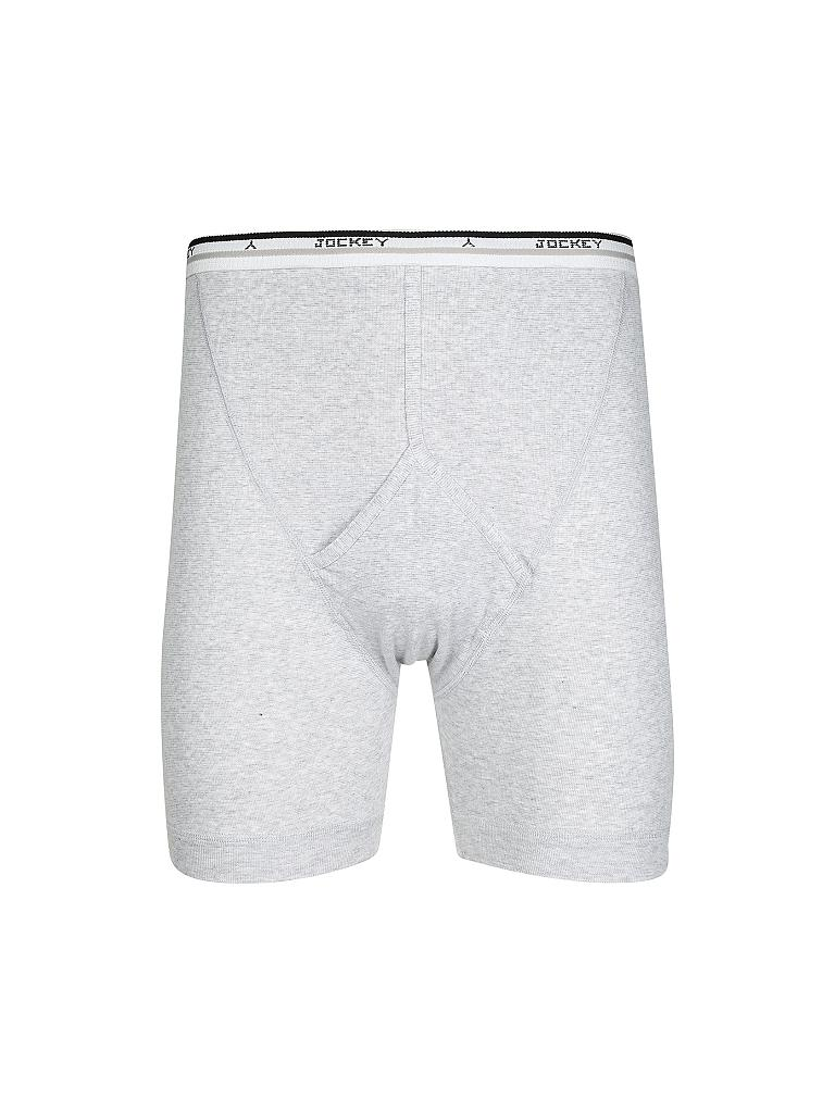 JOCKEY | Short | grau
