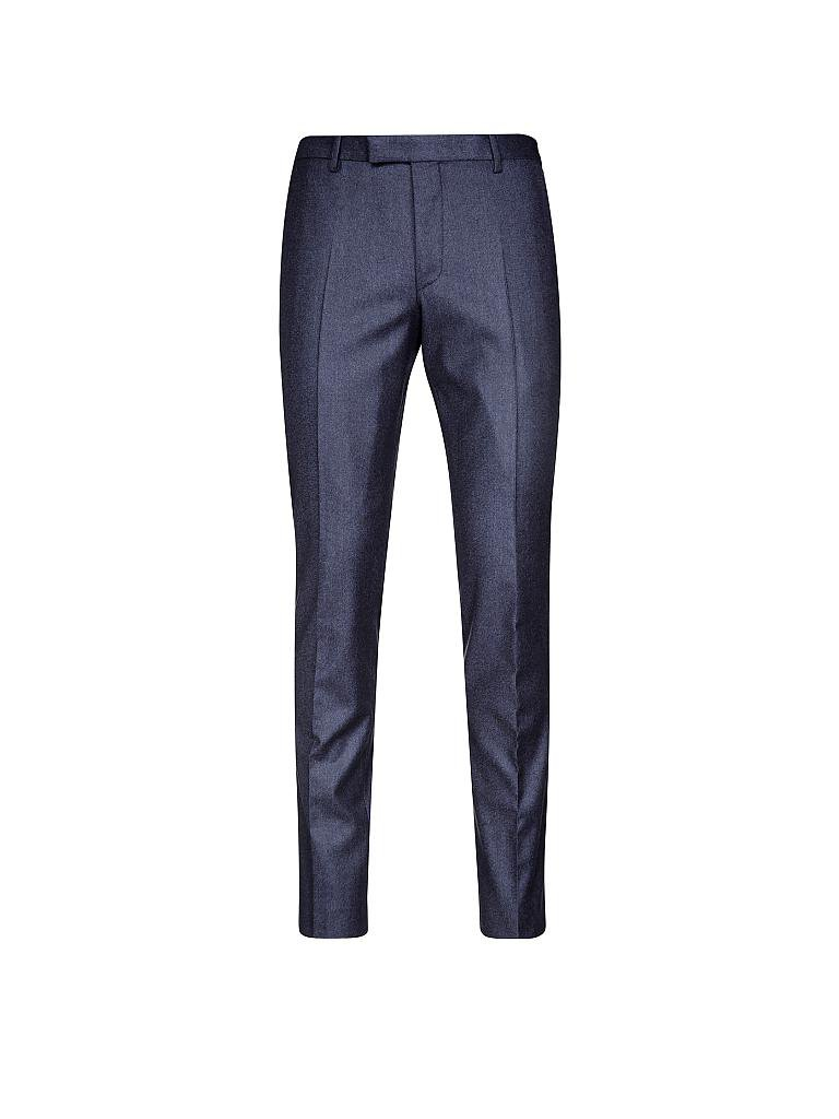 joop anzug slim fit herby blayr blau 46. Black Bedroom Furniture Sets. Home Design Ideas