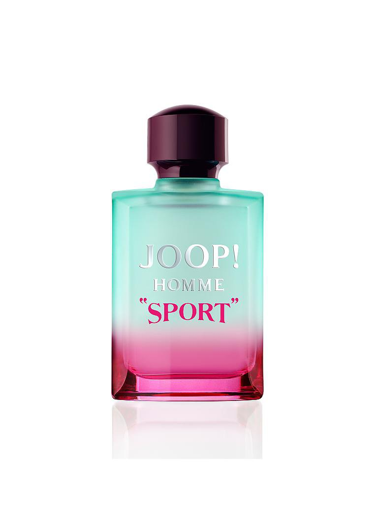 JOOP | Homme Sport Eau de Toilette 125ml | transparent