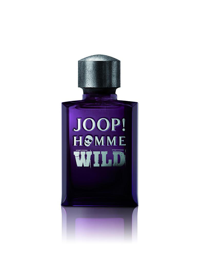 JOOP | Homme Wild Eau de Toilette 125ml | transparent