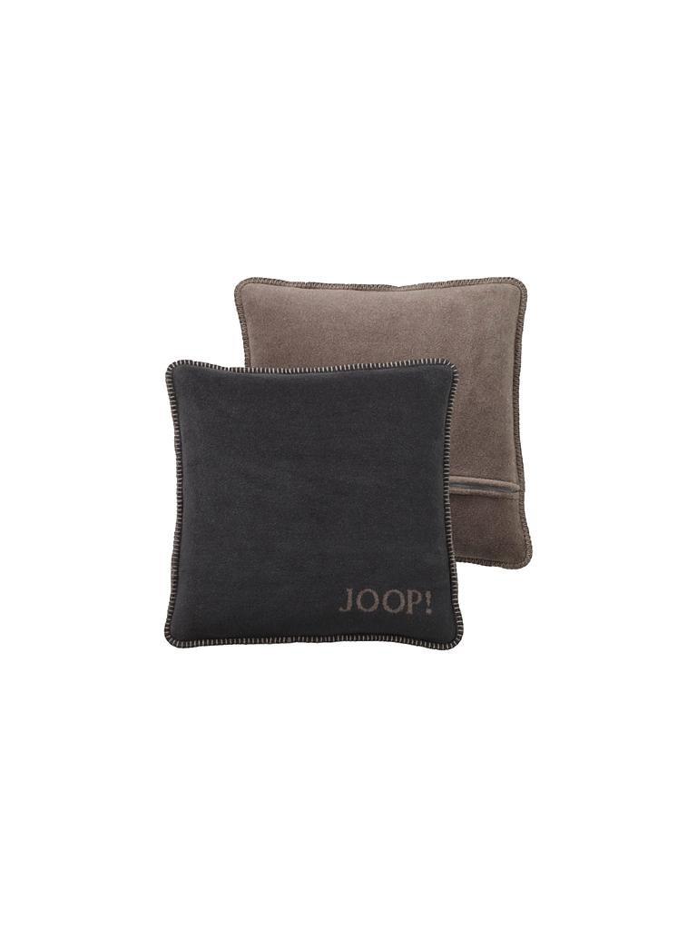 joop kissenh lle doubleface 50x50cm grau. Black Bedroom Furniture Sets. Home Design Ideas