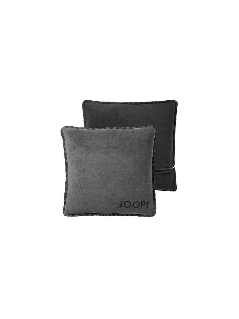 joop kissenh lle 50x50cm anthrazit schwarz schwarz. Black Bedroom Furniture Sets. Home Design Ideas