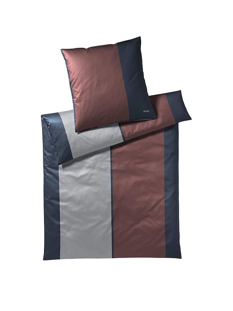 joop satin bettw sche partition 70x90cm 140x200cm blau. Black Bedroom Furniture Sets. Home Design Ideas