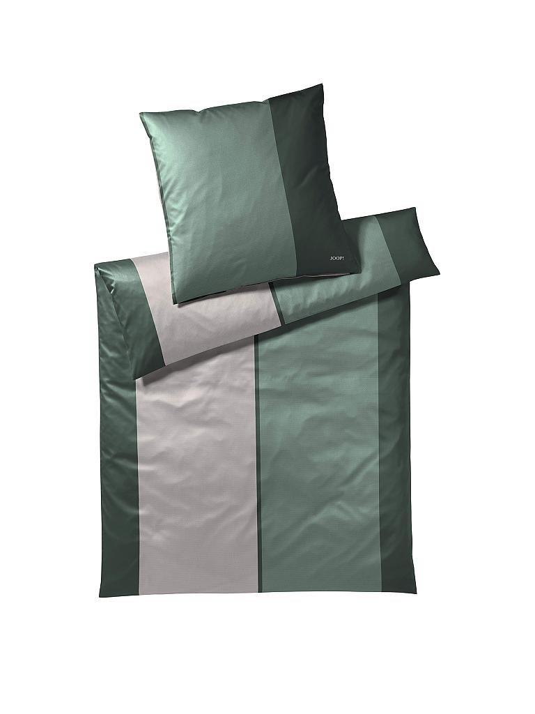 joop satin bettw sche partition 70x90cm 140x200cm gr n. Black Bedroom Furniture Sets. Home Design Ideas