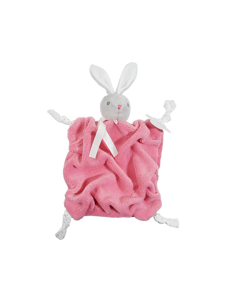 "KALOO | Schmusetuch ""Hase"" 