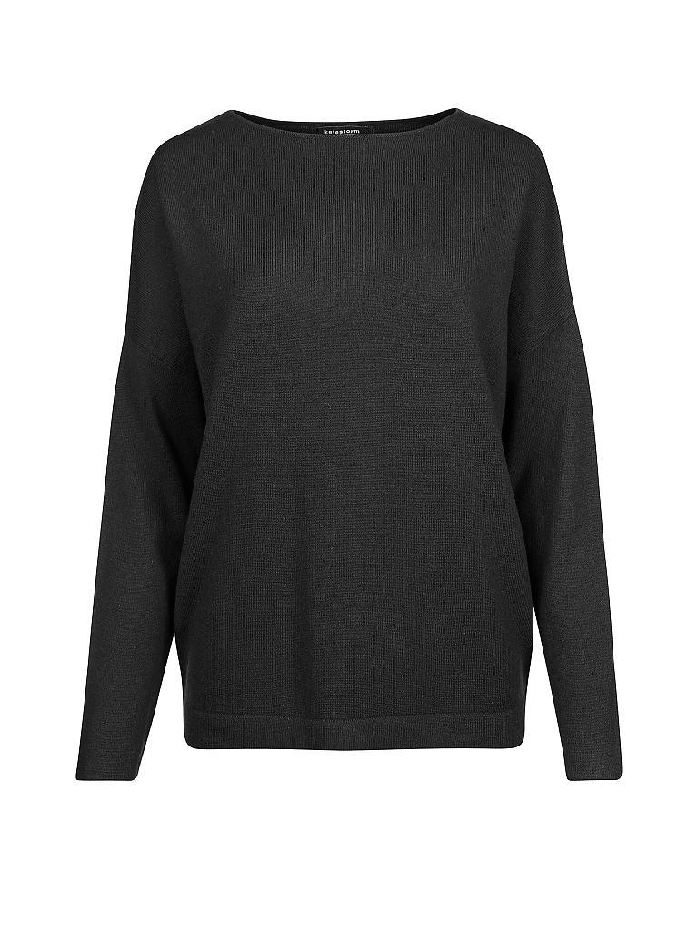 katestorm pullover oversized fit schwarz xs. Black Bedroom Furniture Sets. Home Design Ideas