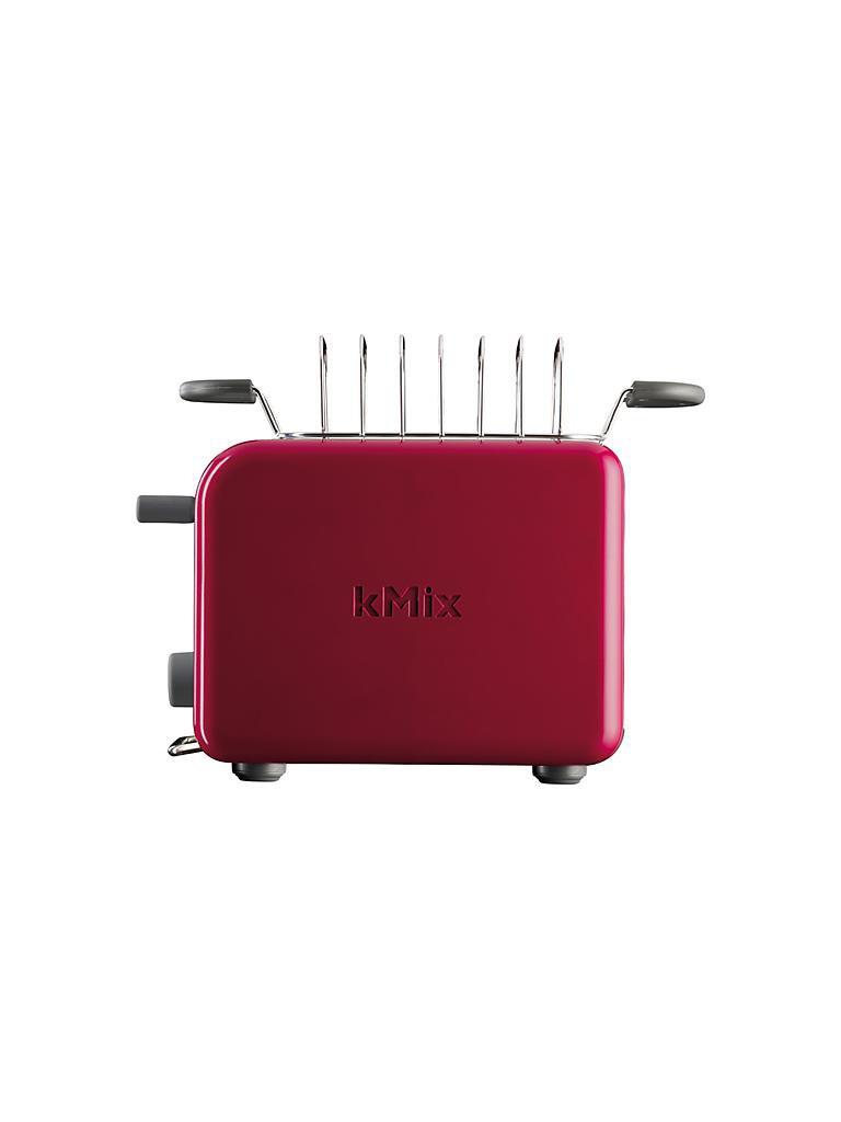 kenwood new mix toaster popart 900 watt rot. Black Bedroom Furniture Sets. Home Design Ideas