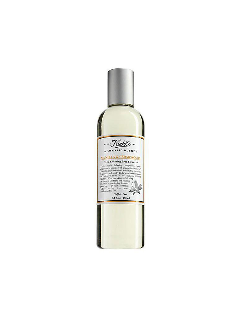 KIEHL'S | Aromatic Blends Body Cleanser - Vanilla and Cedarwood 250ml | transparent