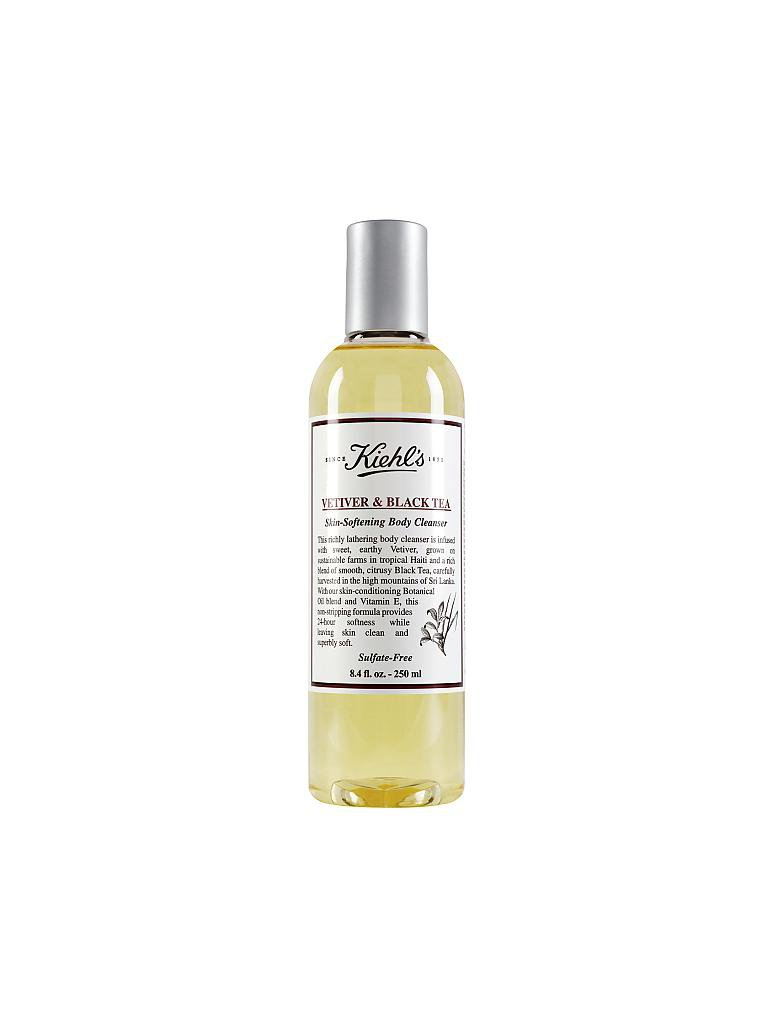 KIEHL'S | Aromatic Blends Body Cleanser - Vetiver and Black Tea 250ml | transparent