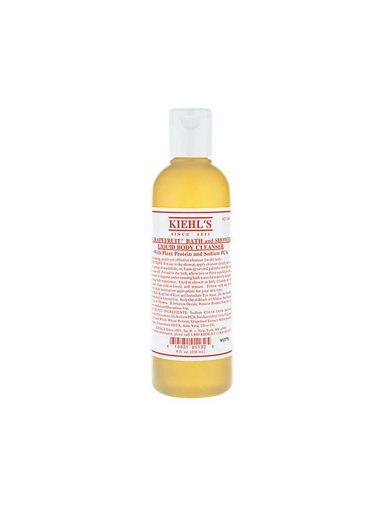 KIEHL'S | Bath and Shower Liquid Body Cleanser - Grapefruit 500ml | transparent