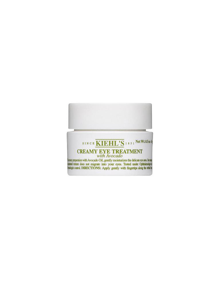 KIEHL'S | Clearly Eye Treatment with Avocado 15ml | transparent