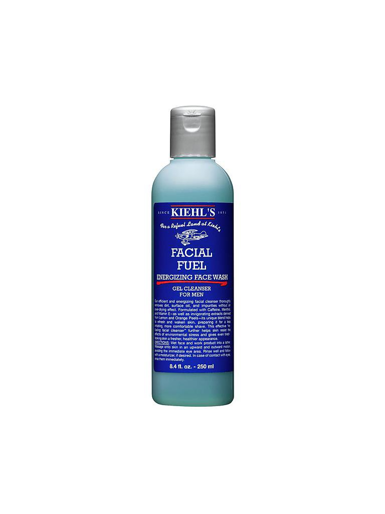 KIEHL'S | Facial Fuel Energizing Face Wash 250ml | transparent