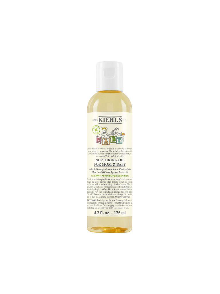 KIEHL'S | Mom & Baby Oil 125ml | transparent