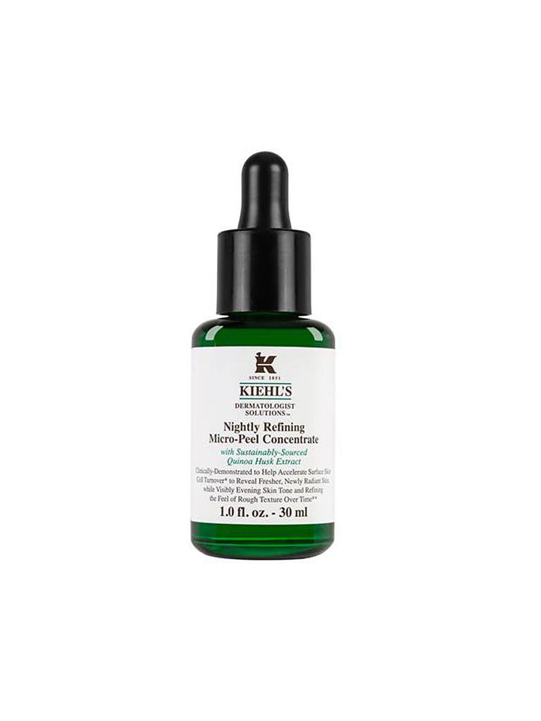 KIEHL'S | Nightly Refining Micro-Peel Concentrate 30ml | transparent