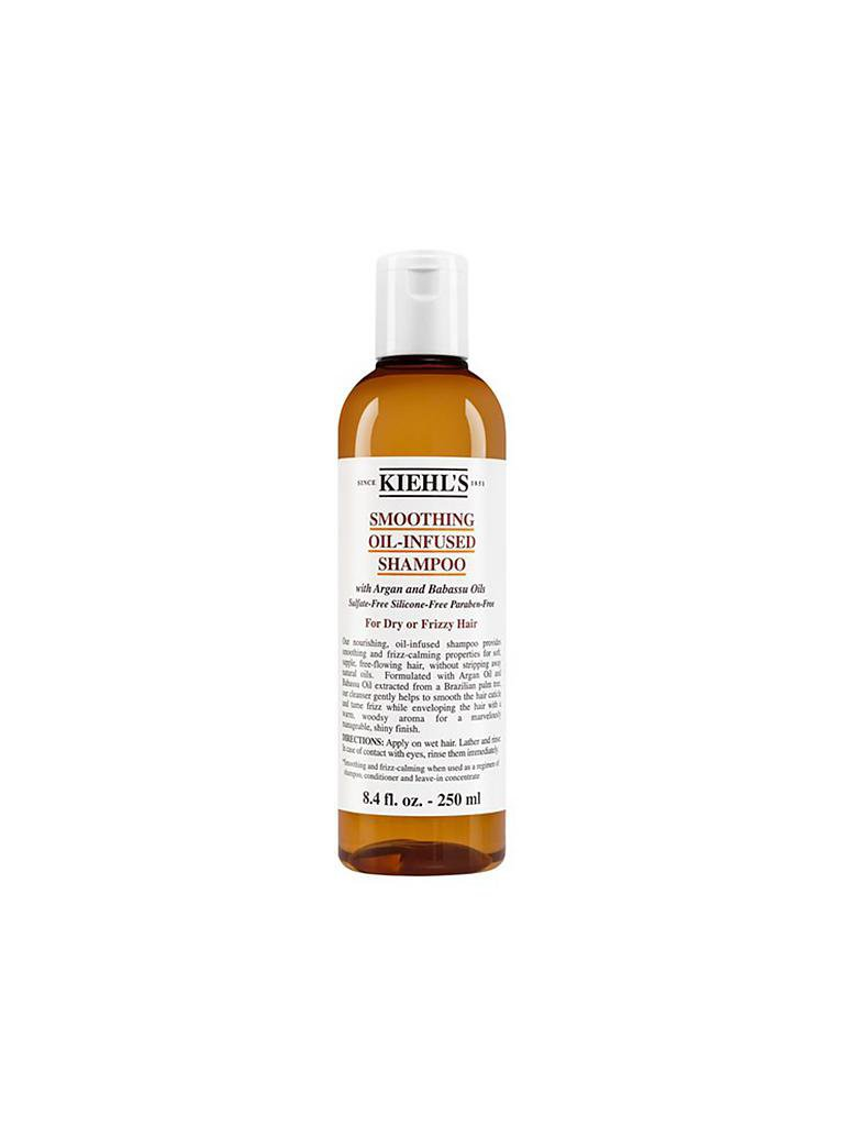 KIEHL'S |  Smoothing Oil-Infused Shampoo 250ml | transparent