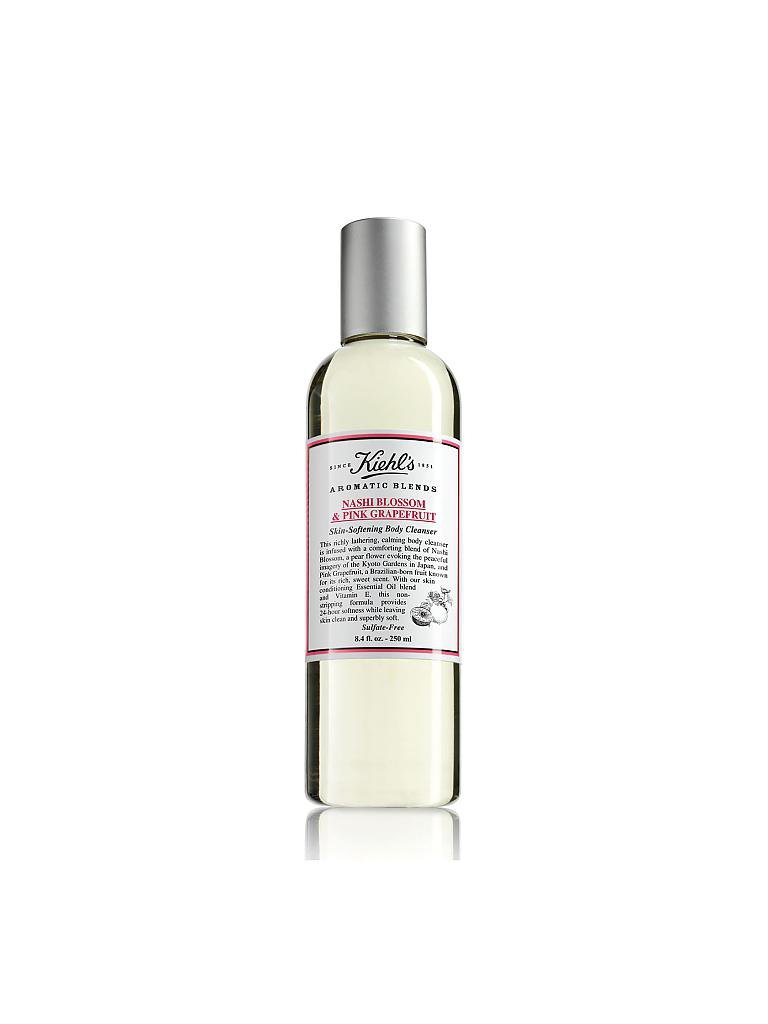 KIEHL'S | Aromatic Blends Body Cleanser - Nashi Blossom & Pink Grapefruit 250ml | transparent