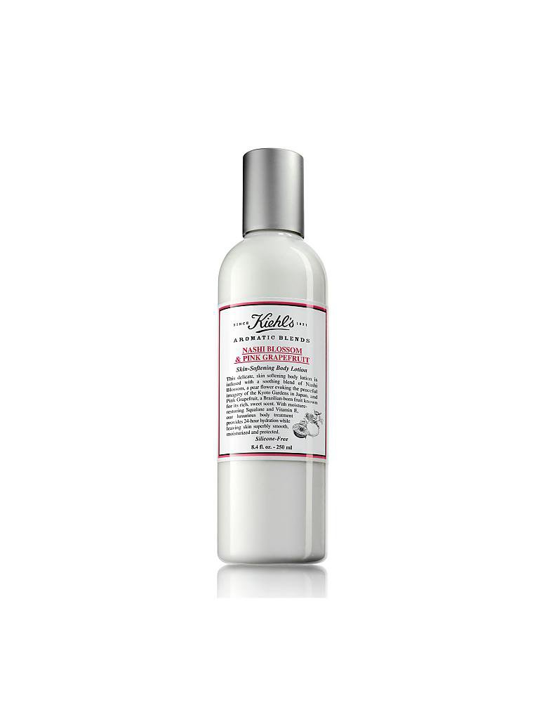 KIEHL'S | Aromatic Blends Body Lotion - Nashi Blossom & Pink Grapefruit 250ml | transparent