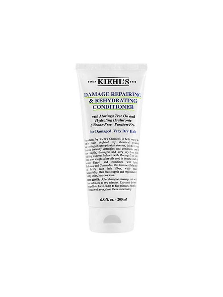KIEHL'S | Damage Repairing & Rehydrating Conditioner 200ml | transparent