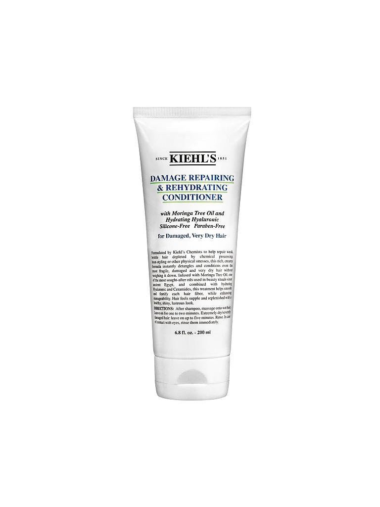 KIEHL'S | Damage Repairing & Rehydrating Conditioner 75ml | transparent