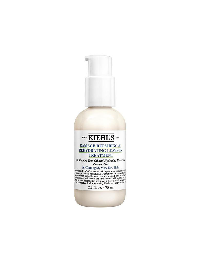 KIEHL'S | Damage Repairing & Rehydrating Leave-In Treatment 75ml | transparent
