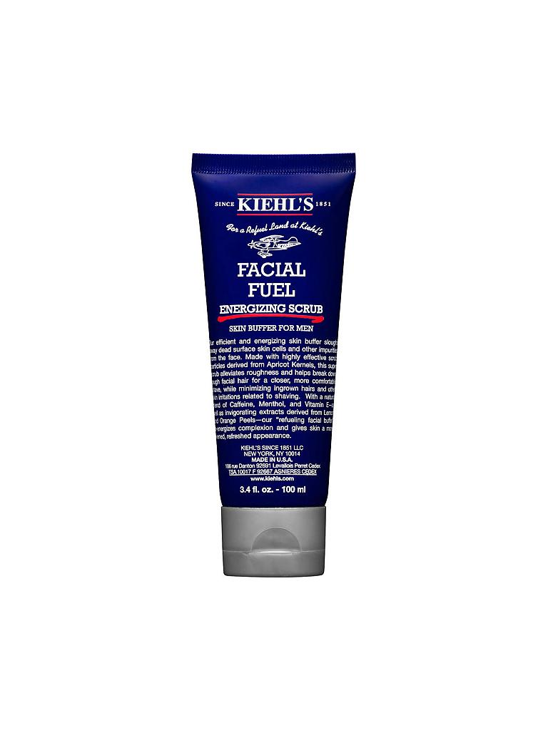 KIEHL'S | Facial Fuel Energizing Scrub 100ml | transparent