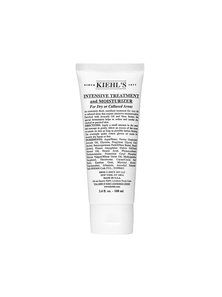 KIEHL'S | Intensive Treatment and Moisturizer for Dry or Callused Areas 100ml | transparent