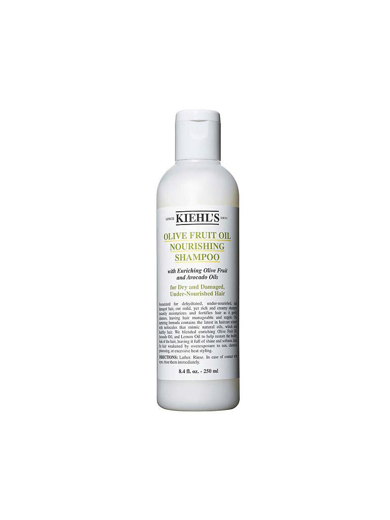 KIEHL'S | Olive Fruit Oil Nourishing Shampoo 250ml | transparent
