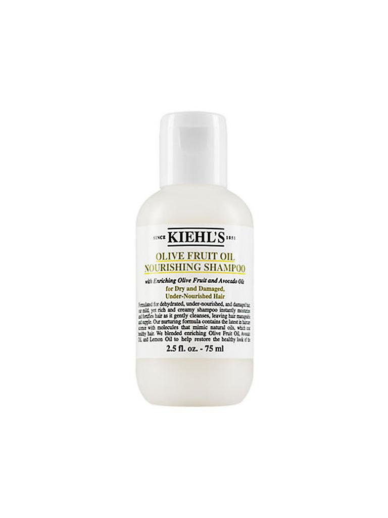 KIEHL'S | Olive Fruit Oil Nourishing Shampoo 75ml | transparent