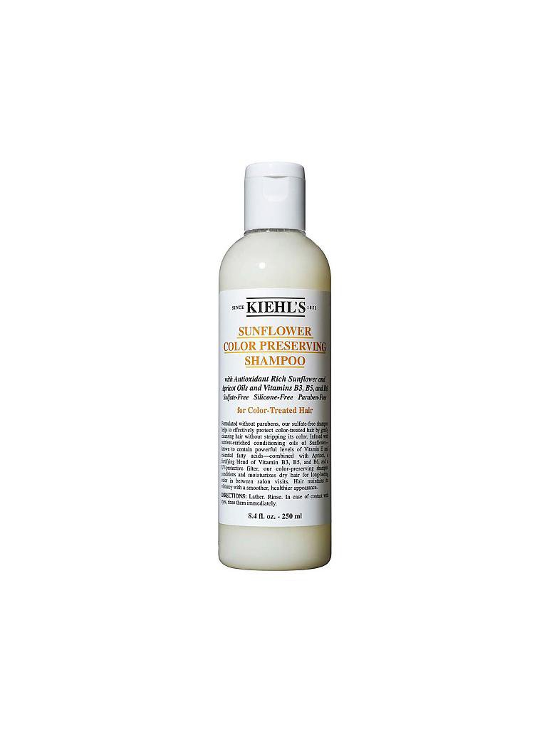 KIEHL'S | Sunflower Color Preserving Shampoo 250ml | transparent