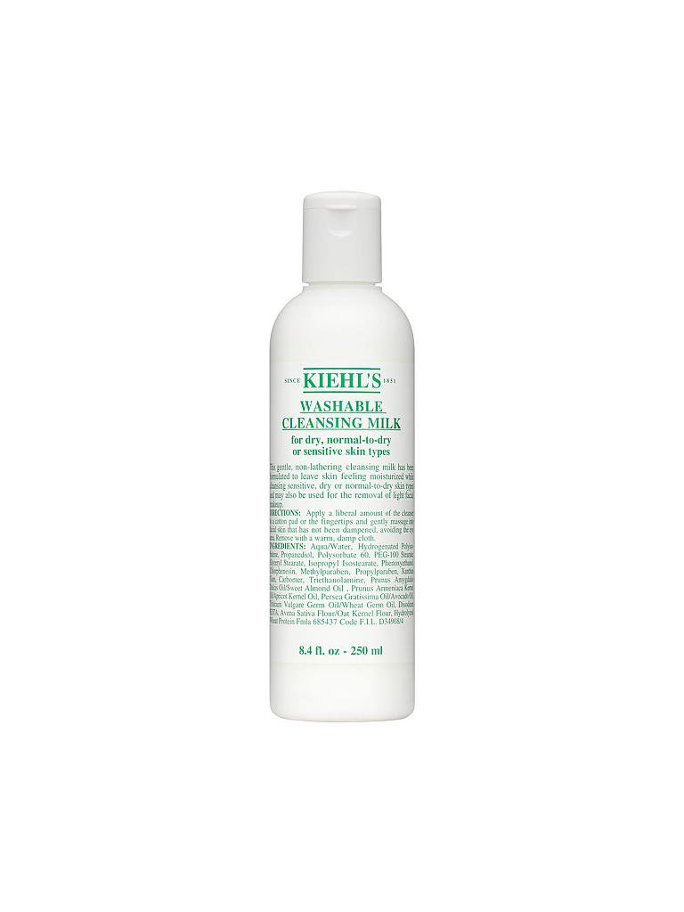 KIEHL'S | Washable Cleansing Milk 250ml | transparent