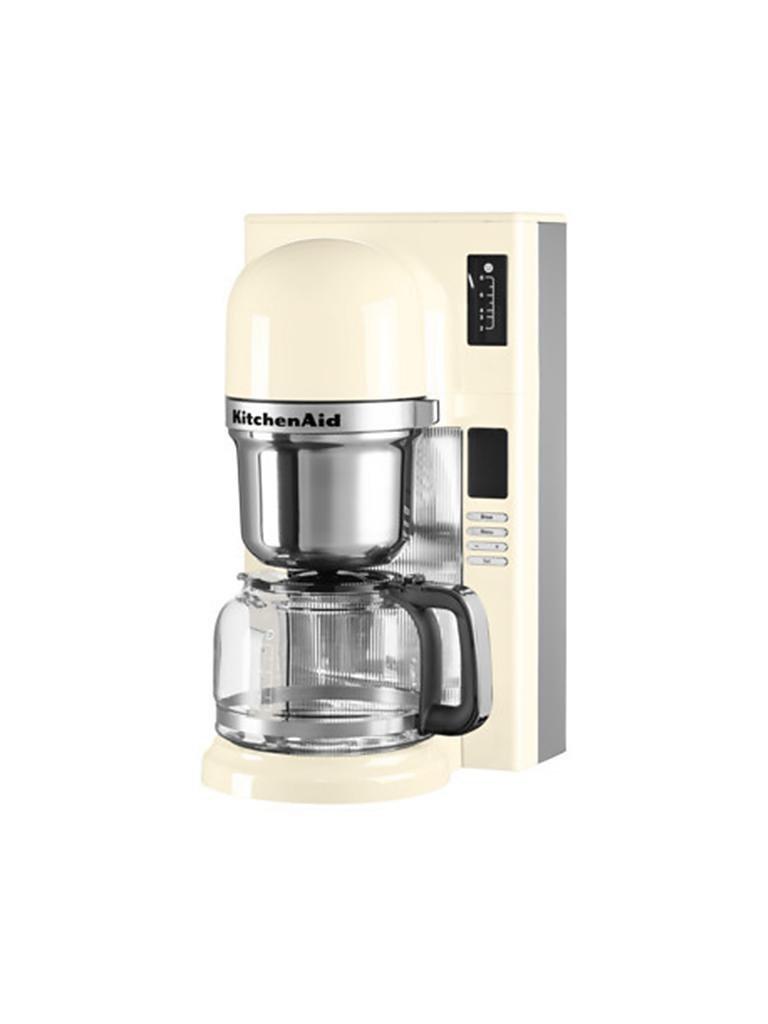 kitchenaid filter kaffeemaschine creme 5kcm0802eac beige. Black Bedroom Furniture Sets. Home Design Ideas