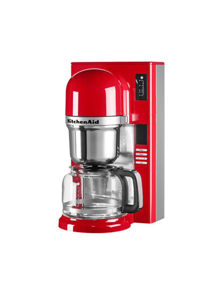 kitchenaid filter kaffeemaschine empire rot 5kcm0802eer rot. Black Bedroom Furniture Sets. Home Design Ideas