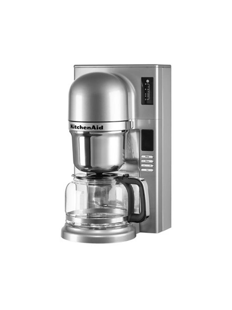 kitchenaid filter kaffeemaschine silber 5kcm0802ecu silber. Black Bedroom Furniture Sets. Home Design Ideas