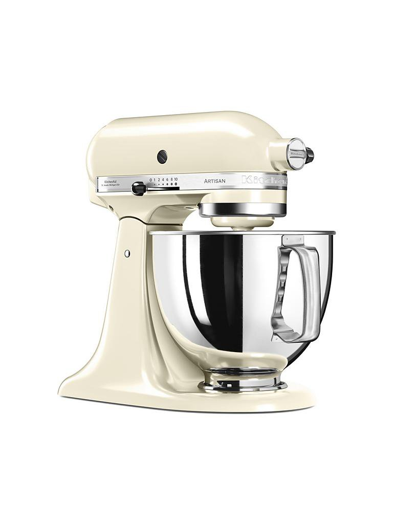 kitchenaid k chenmaschine artisan 125 4 8l 300 watt 5ksm125pseac beige. Black Bedroom Furniture Sets. Home Design Ideas