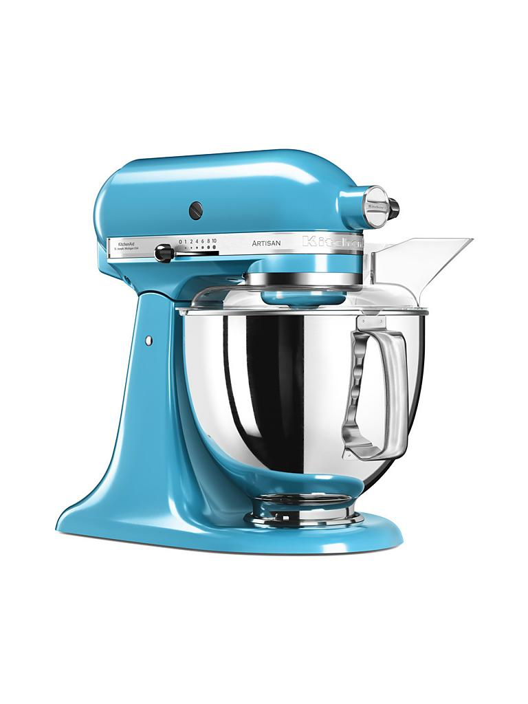 kitchenaid k chenmaschine artisan 175 4 8l 300 watt blau. Black Bedroom Furniture Sets. Home Design Ideas