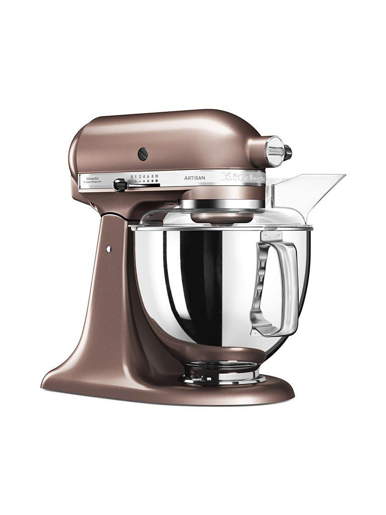 kitchenaid k chenmaschine artisan 175 4 8l 300 watt braun. Black Bedroom Furniture Sets. Home Design Ideas