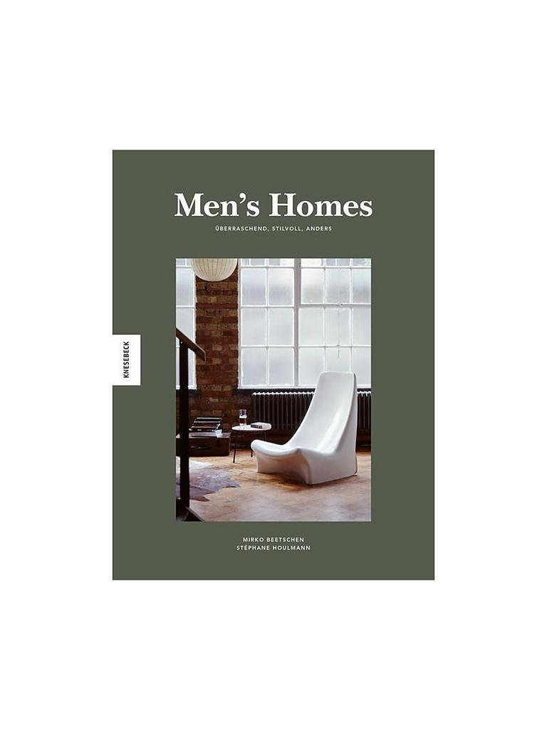 KNESEBECK | Buch - Men's Homes (Autor: Stephane Houlman, Mirko Beetschen) | 999
