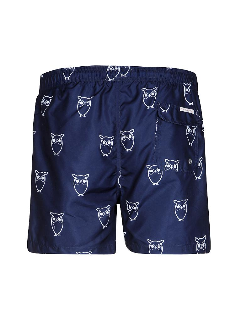"KNOWLEDGE COTTON APPAREL | Beachshort ""Eule"" 
