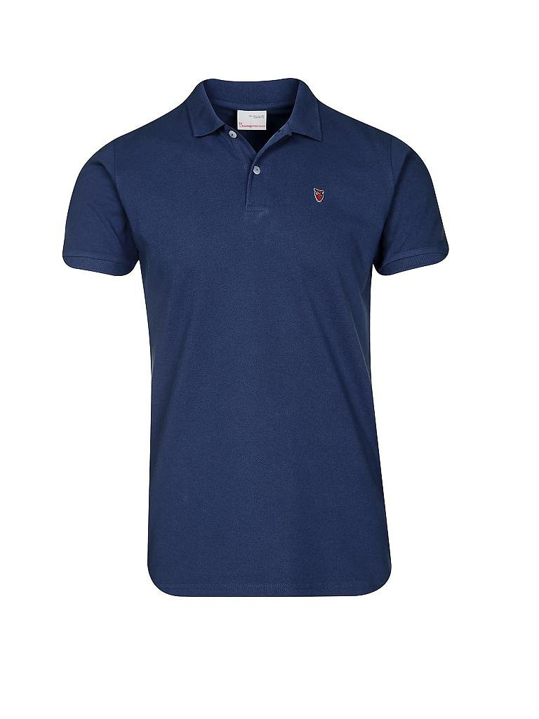 KNOWLEDGE COTTON APPAREL | Poloshirt  | blau