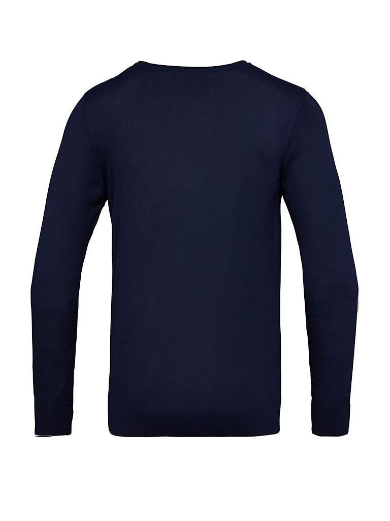 knowledge cotton apparel pullover blau l. Black Bedroom Furniture Sets. Home Design Ideas