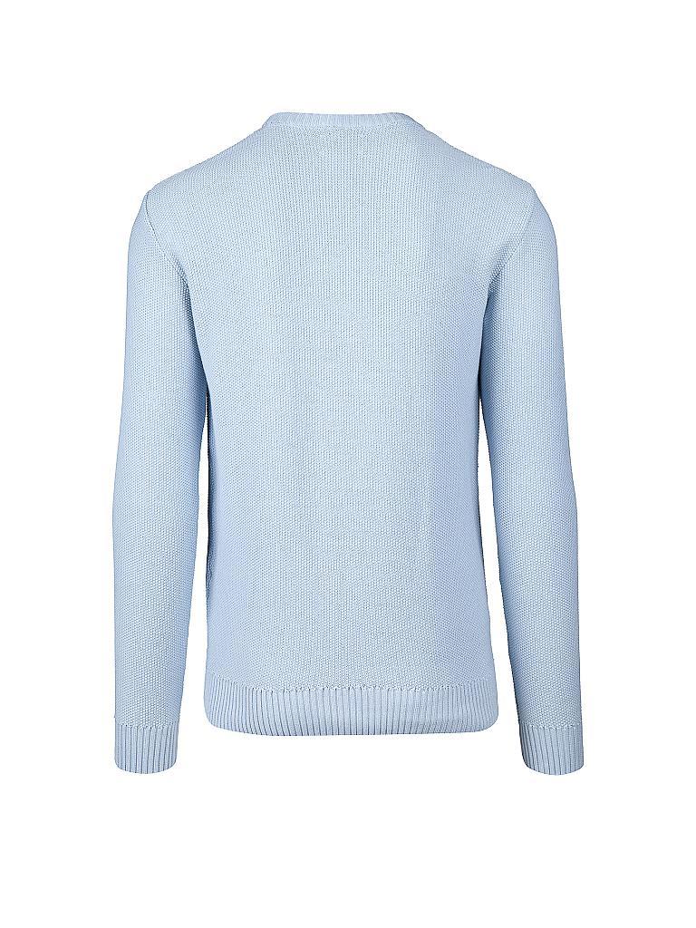 knowledge cotton apparel pullover blau m. Black Bedroom Furniture Sets. Home Design Ideas